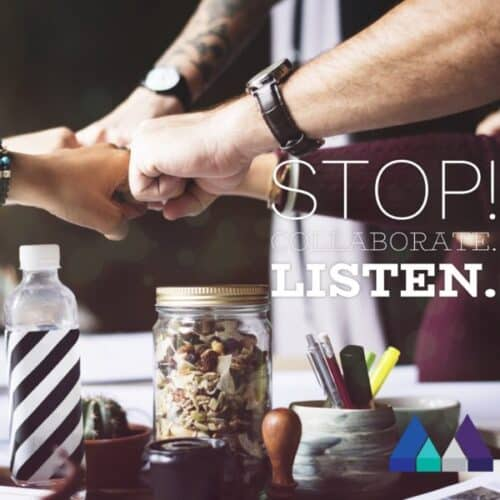 Stop collaborate listen - The Measured Marketer