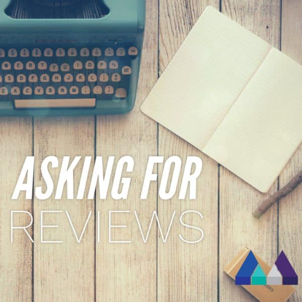 Asking for reviews Google LinkedIn Facebook