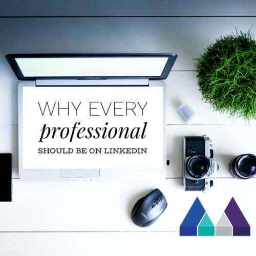 Why every professional should be on LinkedIn