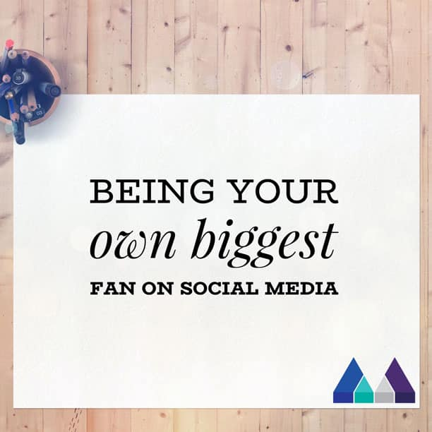 Biggest fan on social media - The Measured Marketer