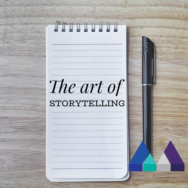 Art of storytelling LinkedIn article - The Measured Marketer