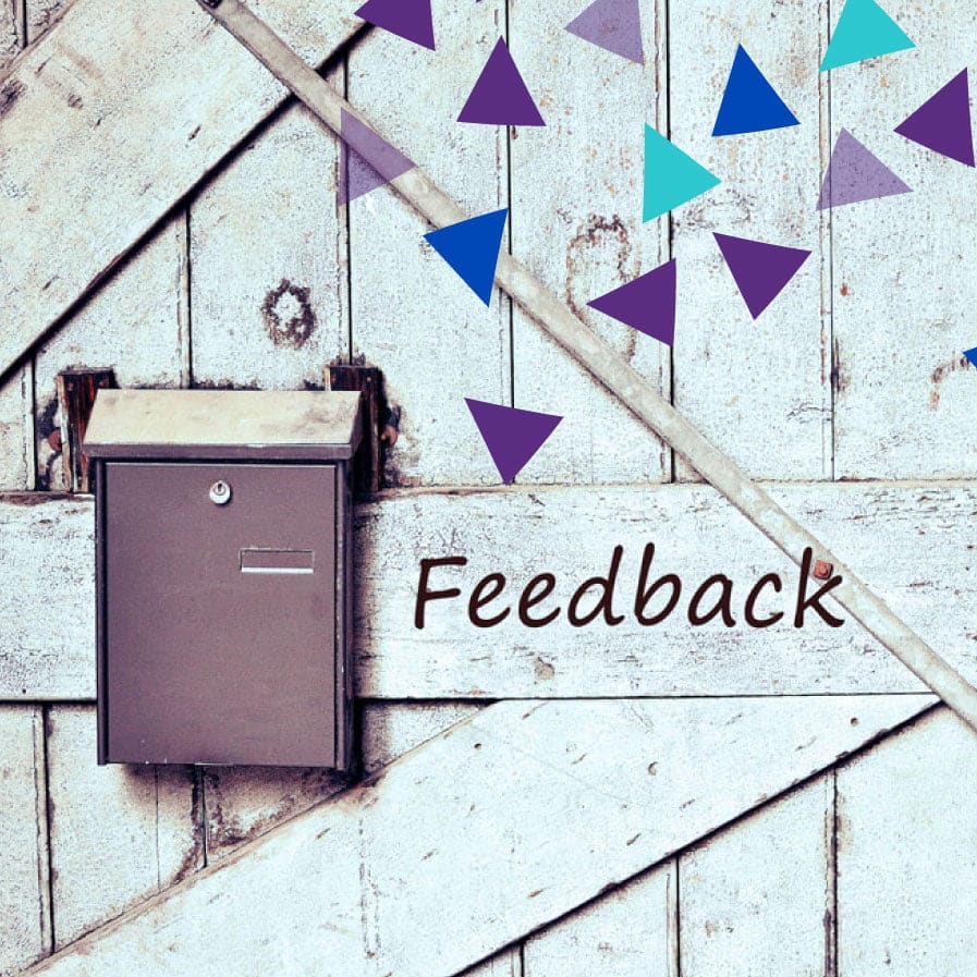 Feedback - The Measured Marketer