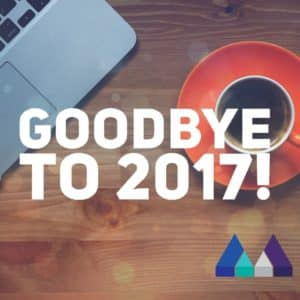 Goodbye to 2017 from The Measured Marketer