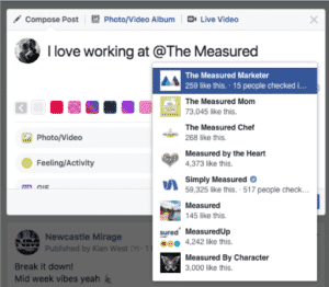 The Measured Marketer we love Facebook